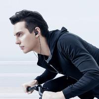 MI 小米 小米运动蓝牙耳机 mini 耳机 (耳挂式、黑色)