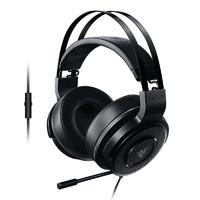 双11预售:Razer 雷蛇 战戟鲨竞技版 7.1声道 头戴式有线耳机