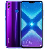 HUAWEI 華為 榮耀8X 智能手機 幻影藍 6GB 128GB