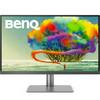BenQ 明基 PD2720U 27英寸 IPS显示器 (3840*2160、HDR 10、雷电3)