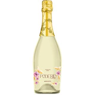 Poderio 宝黛 花之语 甜白起泡葡萄酒 750ml *2件