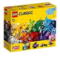 LEGO 乐高 经典创意系列 11003 大眼睛创意套装 *2件