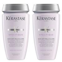 银联专享:KÉRASTASE 卡诗 去屑洗发水 250ml 2瓶