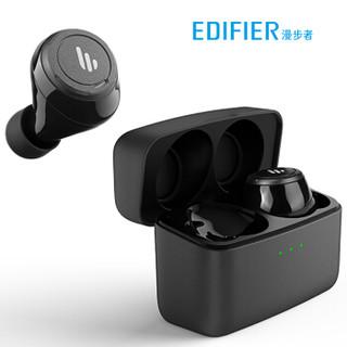 EDIFIER 漫步者 TWS5 真无线蓝牙耳机 黑色