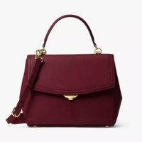 MICHAEL KORS 迈克·科尔斯 Ava Medium Leather Satchel 女士手提单肩包