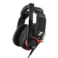 SENNHEISER 森海塞尔 GSP 600 耳罩式头戴式有线耳机 黑色