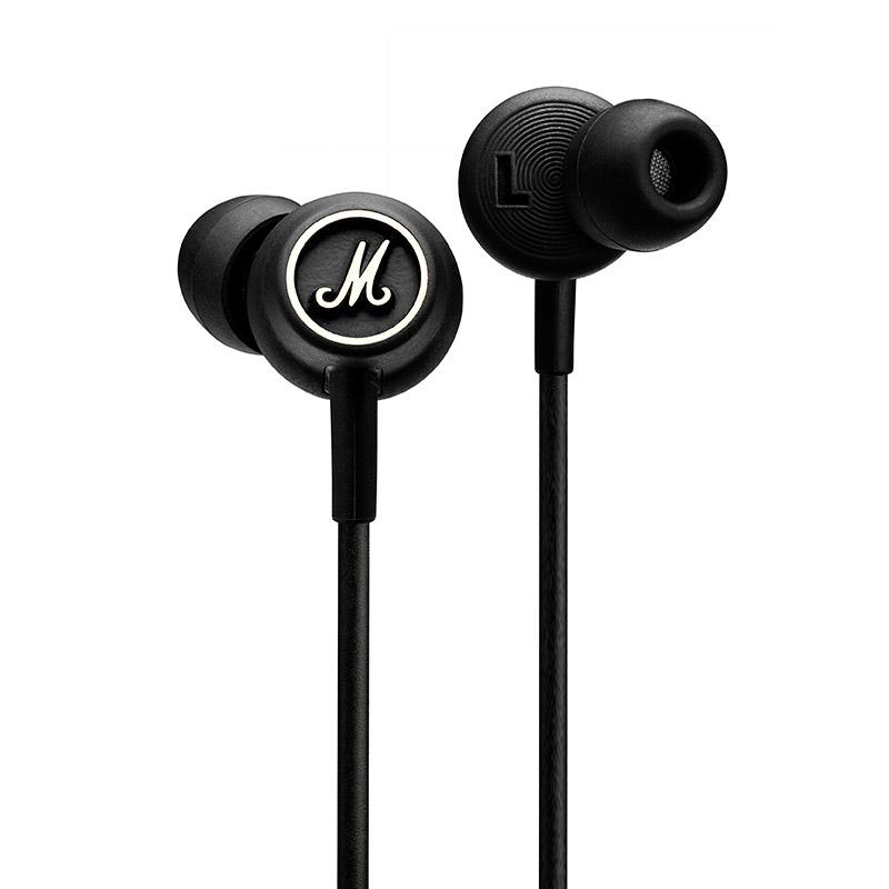 Marshall 马歇尔 MODE 耳机 (通用、入耳式、黑白)