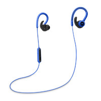 JBL 杰宝 REFLECT CONTOUR 后挂式耳机 (通用 )蓝色