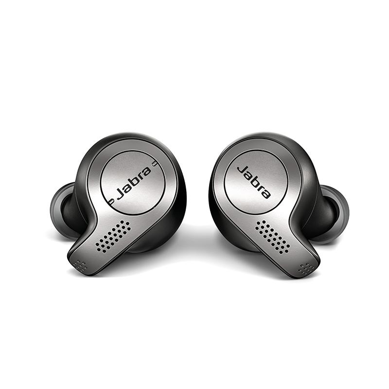 Jabra 捷波朗 Elite 65t 无线蓝牙耳机 (通用、入耳式、黑色)