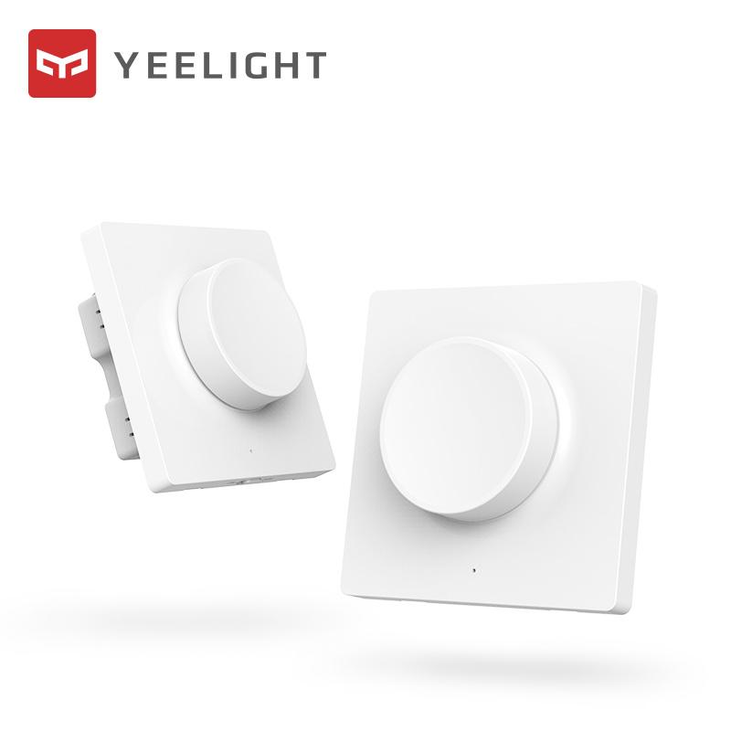 Yeelight YLKG08YL 智能调光开关 86盒版