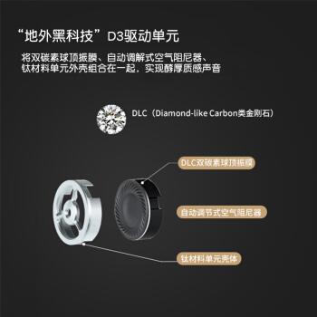 JVC 杰伟世 FD01/FD02 耳机 (通用、入耳式)