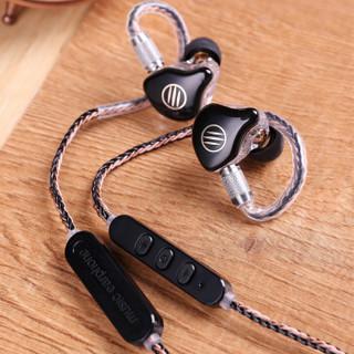 BGVP DS1 耳机 (圈铁结合、入耳式、磨砂黑)