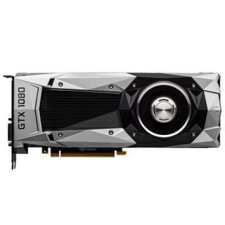 NVIDIA 英伟达 GTX 1080 公版显卡 + AMD R7 2700X 处理器