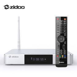 ZIDOO 芝杜 Z9S 电视盒子+标配红外遥控器