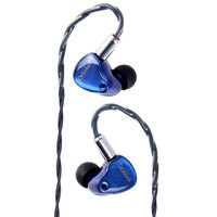 Jaben 甲本 Oriolus 黑黄鹂 LTD 耳机 (通用、圈铁结合、入耳式、黑黄鹂)
