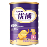 Synut 圣元 超级优博 2段900g罐装 6-12个月