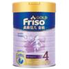 Friso 美素佳儿 金装 4段 儿童配方奶粉 900g *3件 412元包邮(需用券,合137.33元/件)