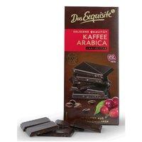 Das Exquisite 阿拉比卡咖啡巧克力 100g *9件