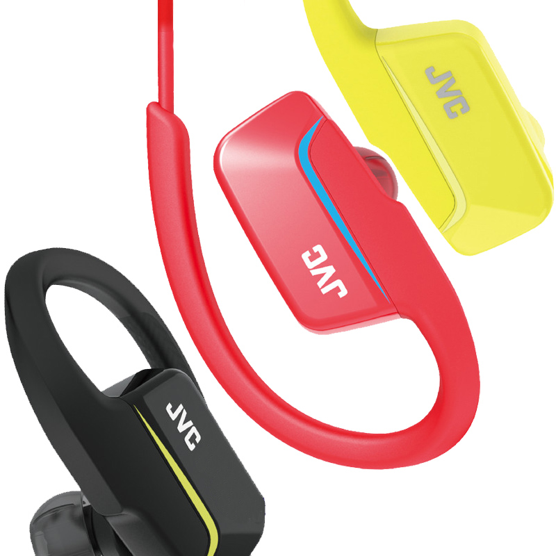 JVC 杰伟世 HA-EC600BT 蓝牙入耳式运动耳机