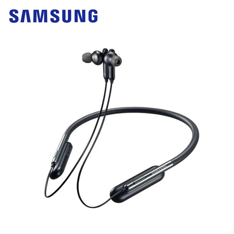 SAMSUNG 三星 EO-BG950 无线蓝牙耳机 (通用、后挂式、黑色)