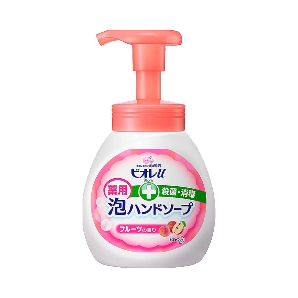 kao 花王 泡沫型洗手液 水果香 250ml