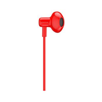 smartisan 锤子科技 S10 耳机 (安卓、入耳式、红色)
