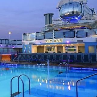 旅游尾单、邮轮游 : 海洋量子号 上海-日本福冈-熊本-上海 6天5晚游