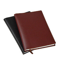 FARAMON 法拉蒙 A5 PU皮笔记本 96张 黑色