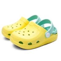 绿臣 儿童洞洞鞋 多色可选