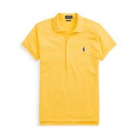 RALPH LAUREN 拉尔夫·劳伦 女装Polo衫 RL20641 E95 (黄色、xs)