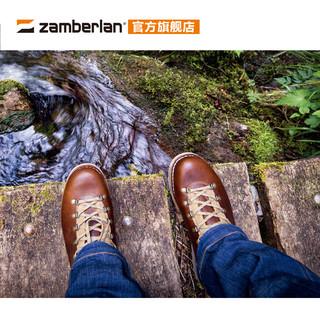 Zamberlan GTX 意大利防水徒步登山中帮鞋工装靴Z86纪念款