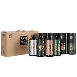 WILD ROMANCE 山野奇缘 53度 酱香型白酒 500ml*4瓶 *3件