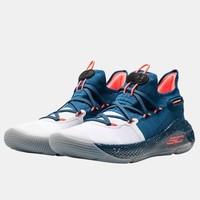 新品发售:UNDER ARMOUR 安德玛 Curry 6 男款篮球鞋