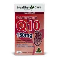Healthy Care 辅酶q10 软胶囊 150mg*100粒