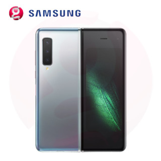 SAMSUNG 三星 Galaxy Fold智能手机 (12GB+512GB、折叠屏、双卡双待、星际蓝)