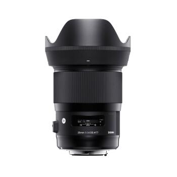 SIGMA 适马 ART 28mm F1.4 DG HSM 全画幅 定焦镜头