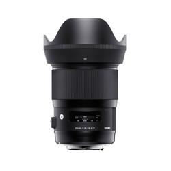 SIGMA 适马 Art 28mm F1.4 DG HSM 广角定焦镜头 佳能EF卡口 77mm