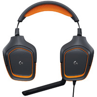 Logitech 罗技  罗技G231 耳机 (Windows、头戴式)