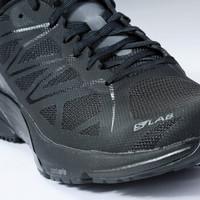 SALOMON 萨洛蒙 竞赛跑鞋 ( S-LAB SONIC、黑)