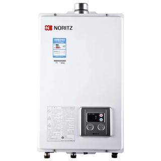 绝对值 : NORITZ 能率 JSQ31-A/1680AFEX 燃气热水器 16L