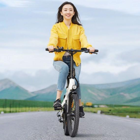 23日12点 : HIMO C20 电动助力自行车