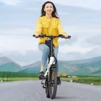 HIMO C20 电动助力自行车