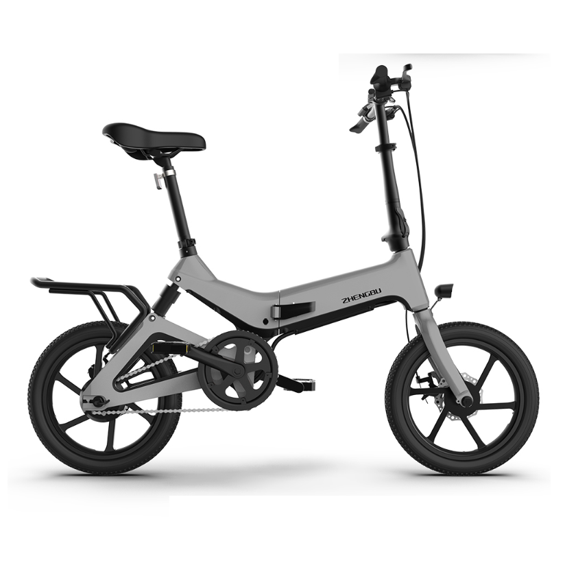 ZB 正步 电动自行车 TDR103Z
