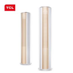 TCL 大2匹 定频冷暖 圆柱式空调柜机 KFRd-51LW/ME11(3)