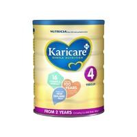 Karicare 可瑞康 婴儿奶粉 四段 900克 * 三罐