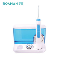 京东PLUS会员、历史低价:ROAMAN 罗曼 W7 冲牙器 (白色)