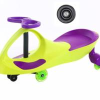 儿童万向轮扭扭车