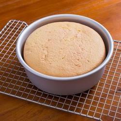 戚风蛋糕模具圆形6寸8寸10寸烘焙工具
