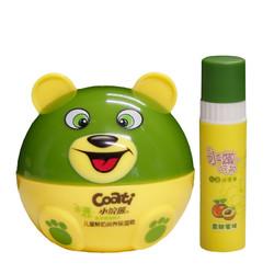 小浣熊 儿童鲜奶保湿霜 40g