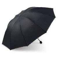 韩宁 手动八骨雨伞 2色可选